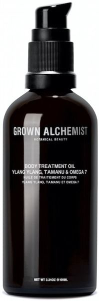 GROWN ALCHEMIST Body Treatment Oil 100ml - odżywczy olejek do ciała