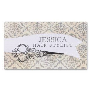 hairstylist business cards - Google Search