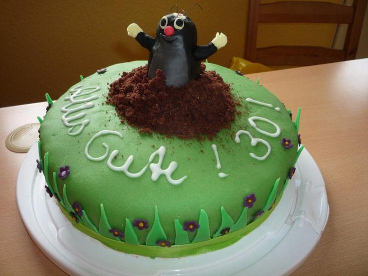 der kleine maulwurf Kuchen - Google-Suche
