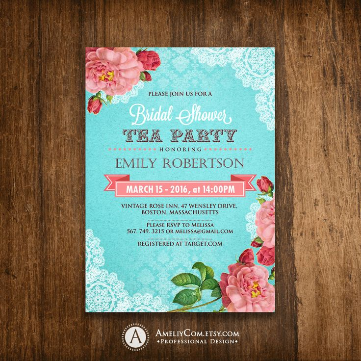 inexpensive wedding shower invitations%0A Printable Bridal Shower Invitation  Bridal Brunch  Bridal Tea Party  Bridal  Luncheon Invite