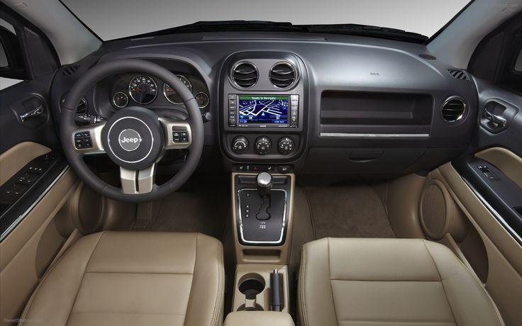 Interior Jeep Interior
