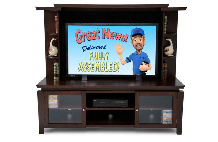 bob's discount furniture tv stands 2