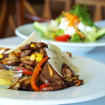 Ilık Bonfile Salata