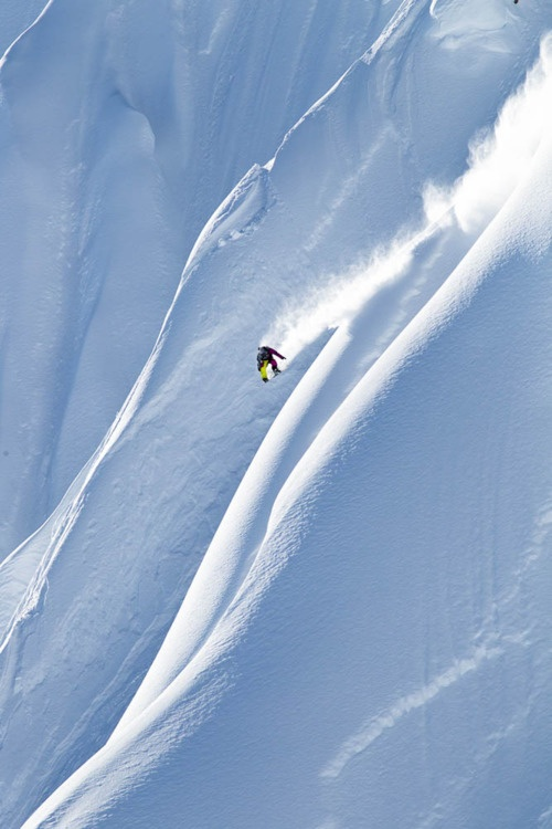 6 more days to go- ok- I won't be going extreme snowboarding, but I'll still be on the mountain!