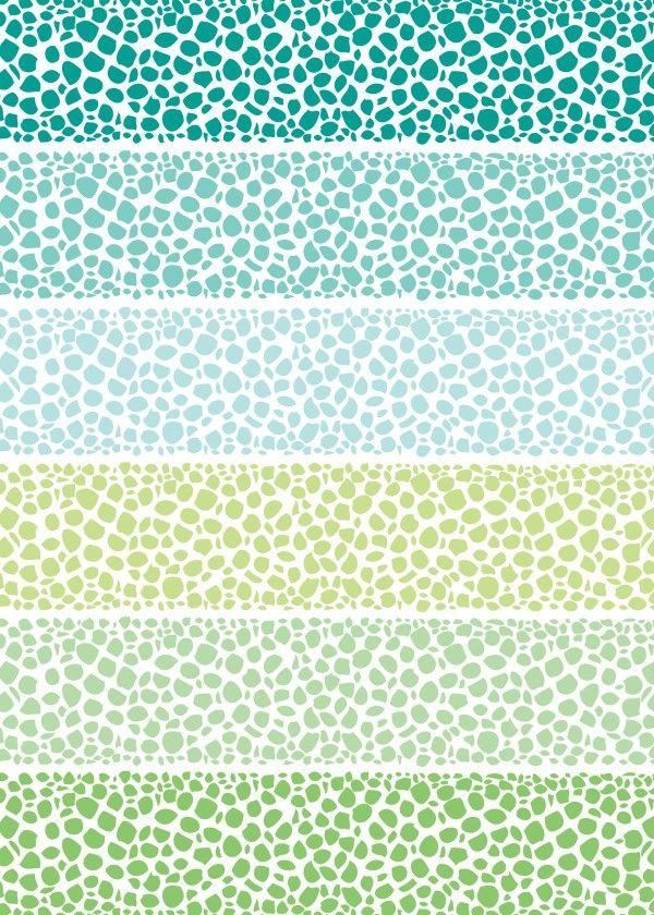 """Riverside Zen Pebbles"" metal poster by Pom Graphic Design #pattern"