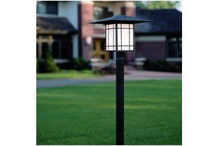 How to Replace an Outdoor Lamp Post Fixture | eHow