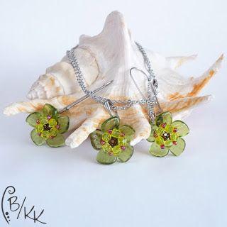 Kororowe Koraliki : Kolejne kwiatuszki...