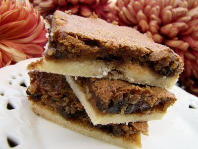 Butter Tart Squares from www.MennoniteGirlsCanCook.ca