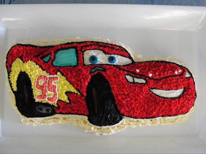 1st Birthday Cake for Dominic