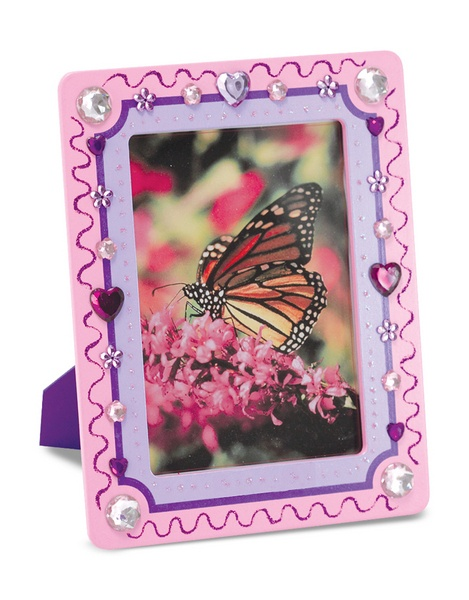 25 best images about ideas for the house on pinterest for Picture frame decorating ideas for kids