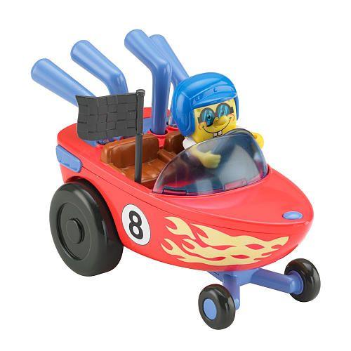 "Fisher-Price Imaginext SpongeBob SquarePants Hot Rod Boat - Fisher-Price - Toys ""R"" Us"
