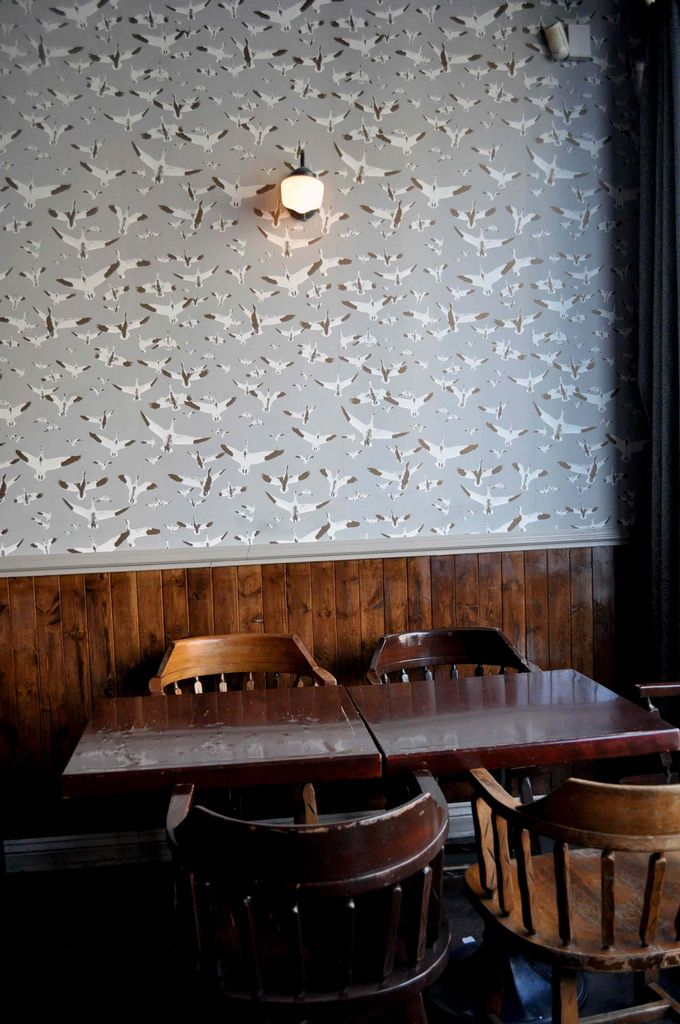 the sparrow, mile end montreal