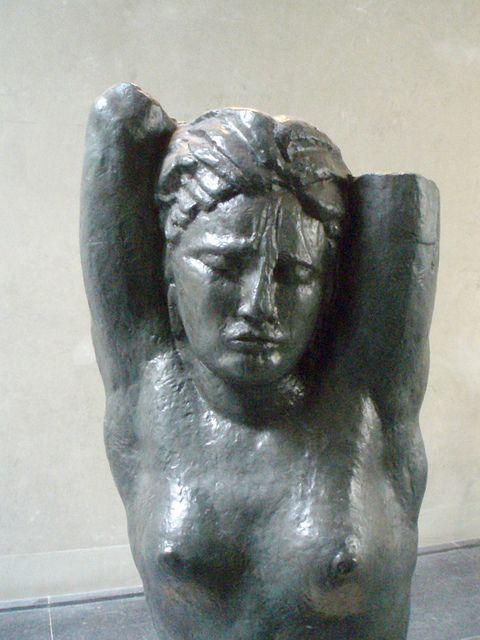 Antoine bourdelle sculpture