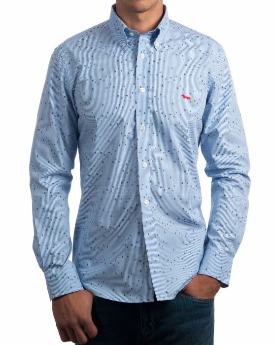 Camisas Harmont & Blaine - Mil Rayas & Letras