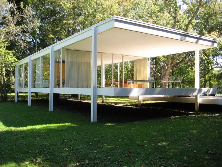 77 best images about mies van der rohe farnsworth house on pinterest gingerbread houses. Black Bedroom Furniture Sets. Home Design Ideas