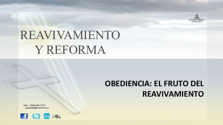 Power Point de la leccion de Escuela Sabatica. Descarga aqui: http://gramadal.wordpress.com/