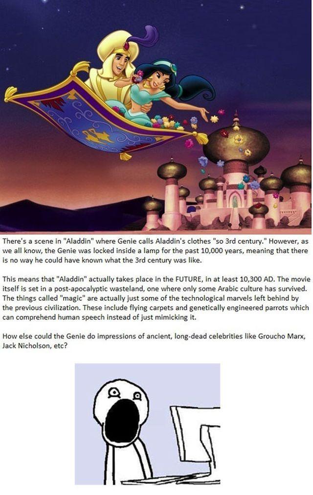 Aladdin Mind = Blown - LoL Champ
