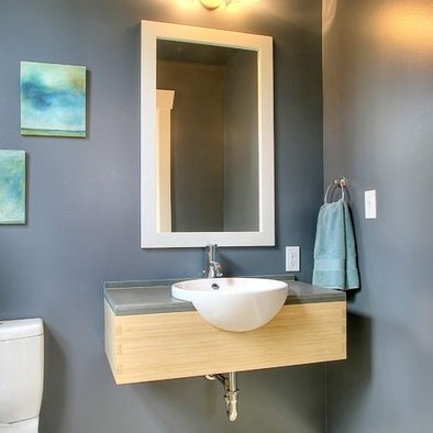 ... Decor and Ideas Baths Pinterest Powder Rooms, Sink Design and