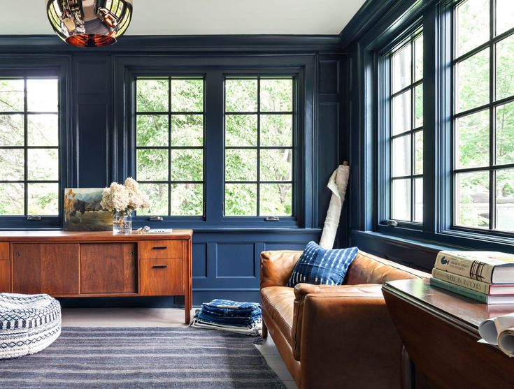 A Designer at Home: Birgitte Pearce's Dutch Colonial | Rue