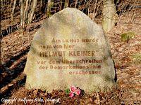 Kleinert-Stein in Hohegeiß - Foto: Wolfgang Stolze