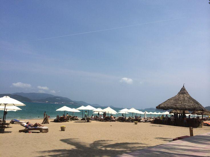 The amazing Nha Trang - beach city!