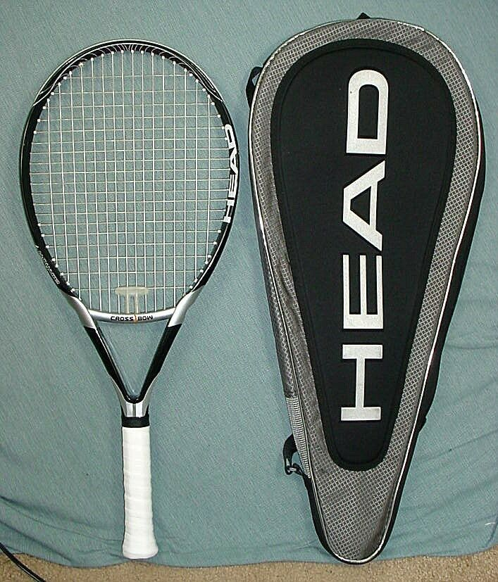 Head Crossbow Airflow 7 Oversize 115 Tennis Racquet Tennis Gear Tennis Racquet Sports