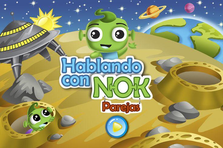 Aplicación que busca potenciar el desarrollo del lenguaje en niños pequeños y ayudar a los que tienen dificultades en su aprendizaje.