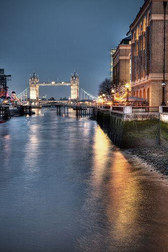 London Bridge by Mark Carline
