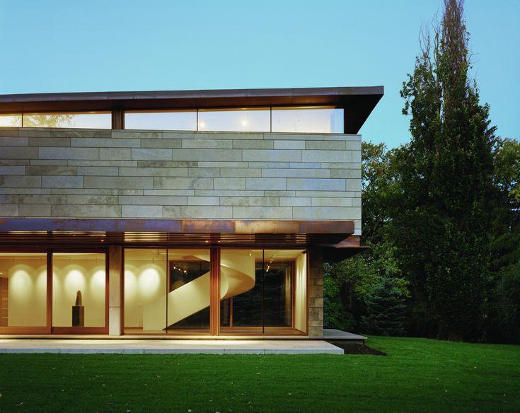 Hariri Pontarini Architects - Project - Art Collectors' Residence