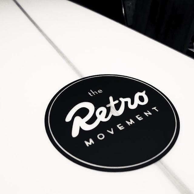 Identity design - The Retro Movement