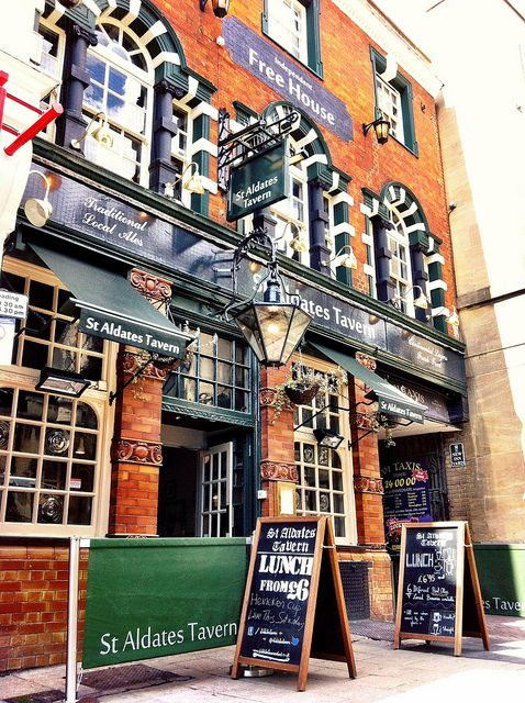 Oxford England: A Pub Tour