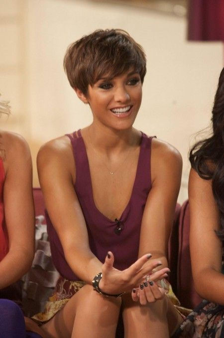 Frankie Sandford This Morning