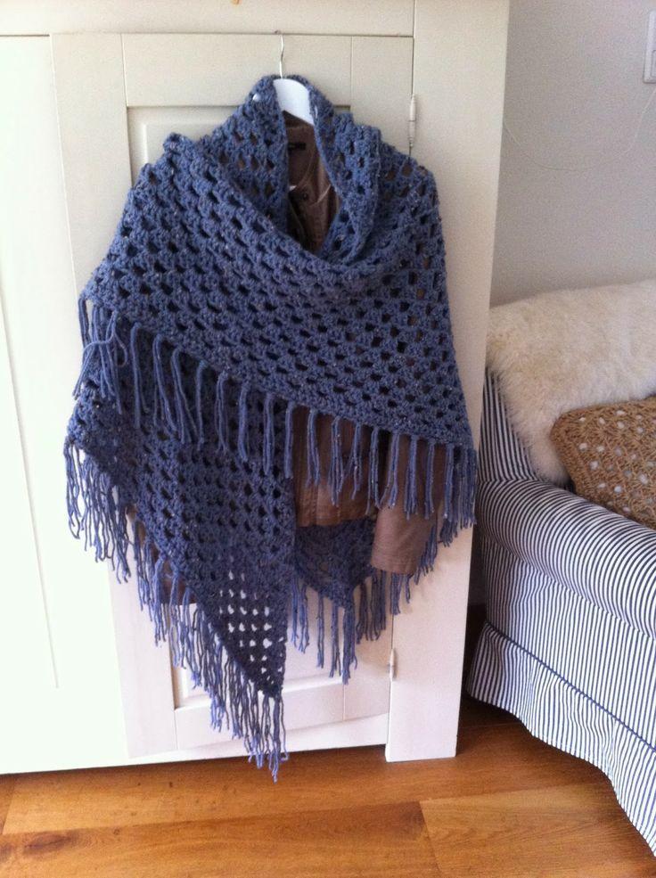 Gezelligheid Bij Marie: omslagdoek met Tweed van Zeeman