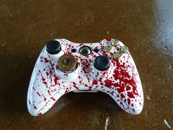 47 best Custom Xbox Controllers images on Pinterest ...