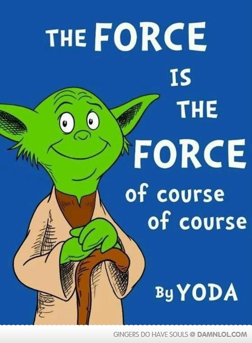 Awesome: Geek, Laughing, Kids Books, Stars War, Star Wars, Funny, Force, Dr. Seuss, Starwars