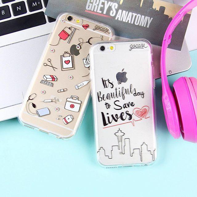 Greys Anatomy phone cases
