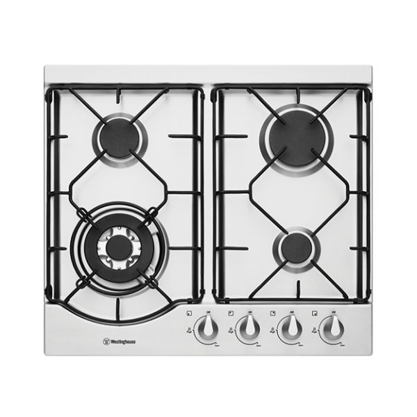 60cm Stainless Steel Gas Cooktop