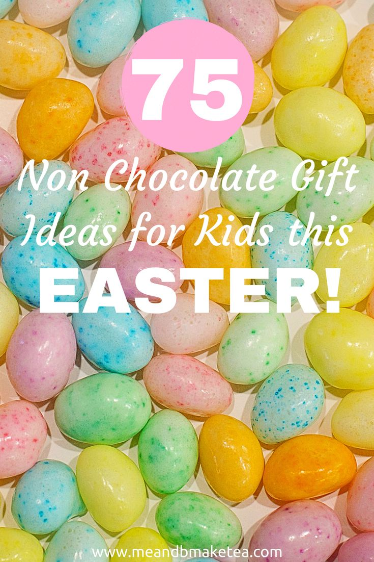 The 25 best easter gifts for kids ideas on pinterest easter 75 best non chocolate gift ideas for kids this easter negle Gallery