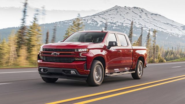 2020 Chevy Silverado Adds Three Value Packages On Wt Lt Rst