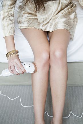 Get silky smooth legs with the Braun Silk-Expert pulsed light gadget!