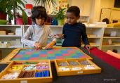 Approche Montessori | Association Montessori de France