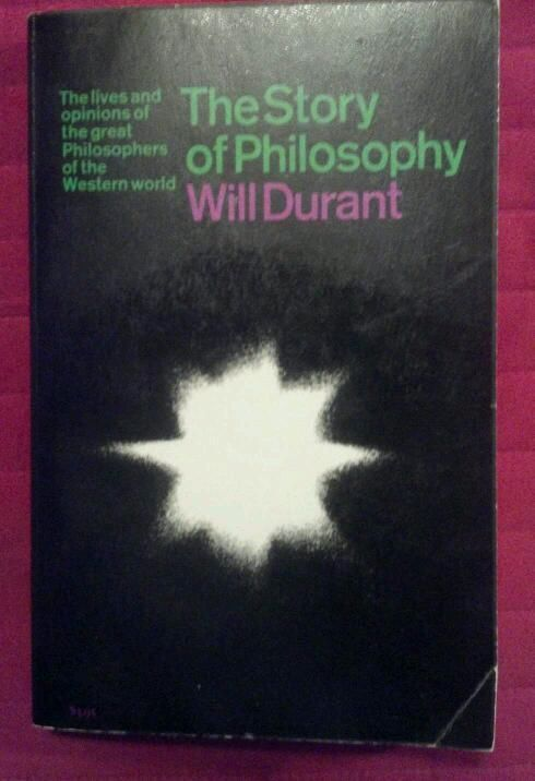 story of philosophy by will durant pdf