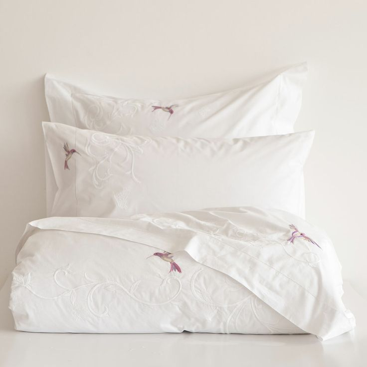 Awesome Hummingbird Bed Linen Part - 7: Hummingbird Embroidered Bed Linen | ZARA HOME United Kingdom