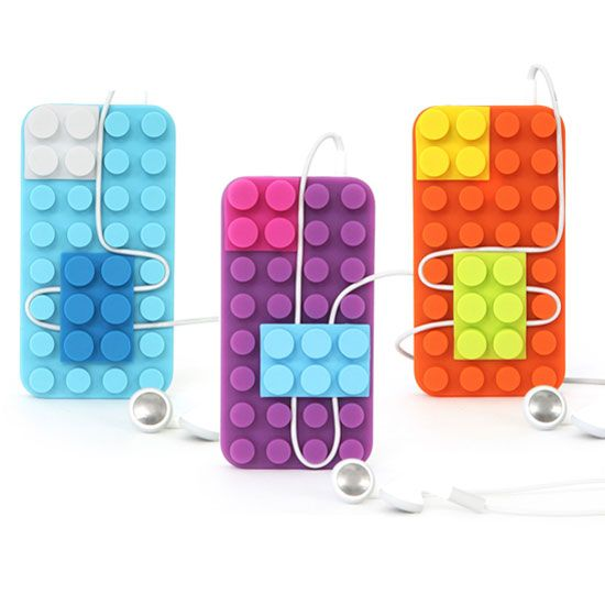 LEGO-Inspired Block Case is Geek Chic