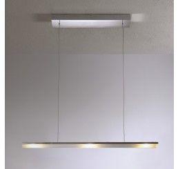 Bopp Leuchten LEDs Go 3-fl. Pendelleuchte