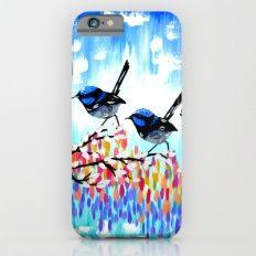 Fairy Wrens Slim Case iPhone 6s