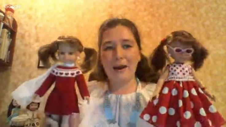 """Мастер-класс """"Вяжем крючком платье с сердечками для кукол Paola Reina"""""""