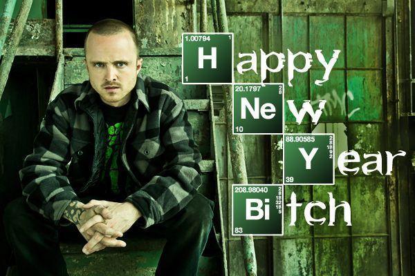jesse pinkman breaking bad meme happy new year