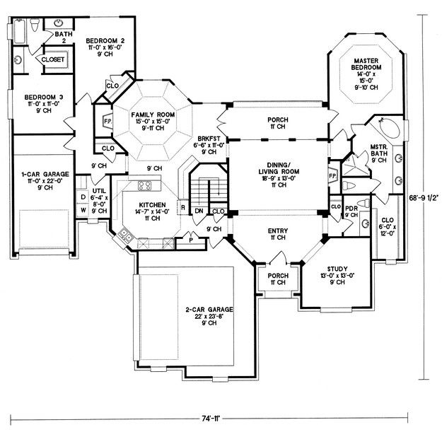 New House Plans 2014 239 best floorplans images on pinterest | architecture, house