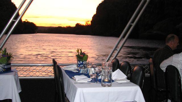 Sunset Cruise on the Katherine Gorge